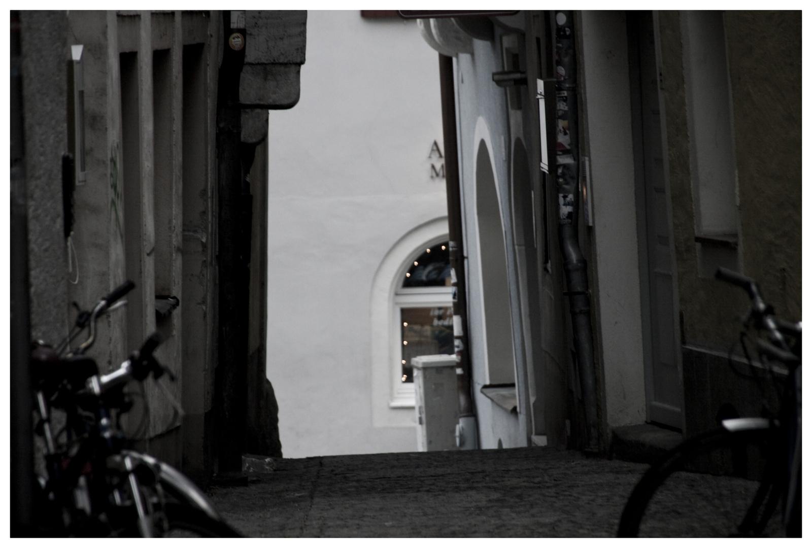 Regensburg - schief und schön