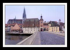 Regensburg, Stadt der Türme 8