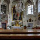 Regensburg .... Stiftskirche St. Johann