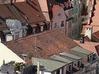 Regensburger Altstadt von oben