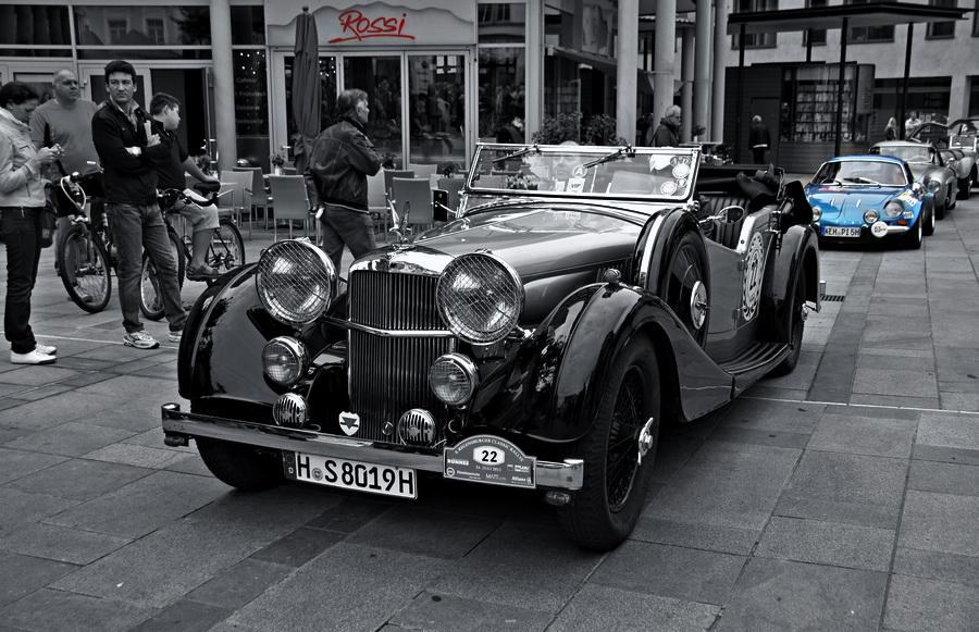 Regensburger Classic Rallye 2011