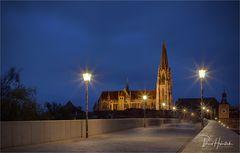 Regensburger Dom .....