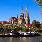 Regensburger Dom in der Altstadt