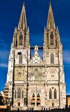 Regensburger Dom Westportal