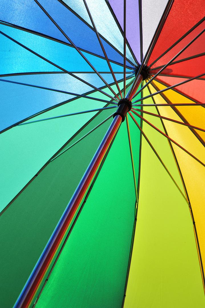 Regenschirm I