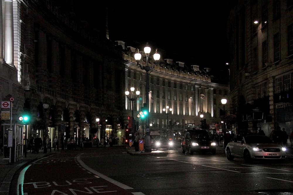 Regent St.