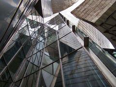 Regentag in Bilbao Nr. 6 Perspektive