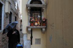 Regentag in Venedig 1