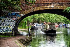 Regent's Canal..