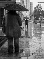 Regenwetter....
