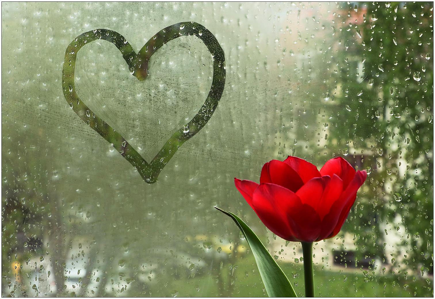 Regenwetter...