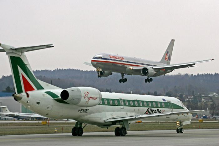 reger Flugverkehr