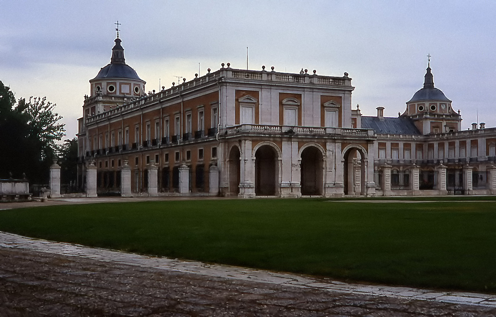 Reggia a Aranjuez.