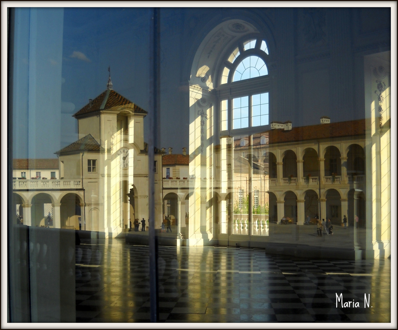 Reggia Di Venaria Reale( Torino)