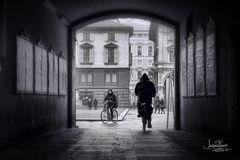 Reggio Emilia: scorci urbani invernali