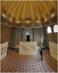 Reggio Emilia Sinagoga (interno)