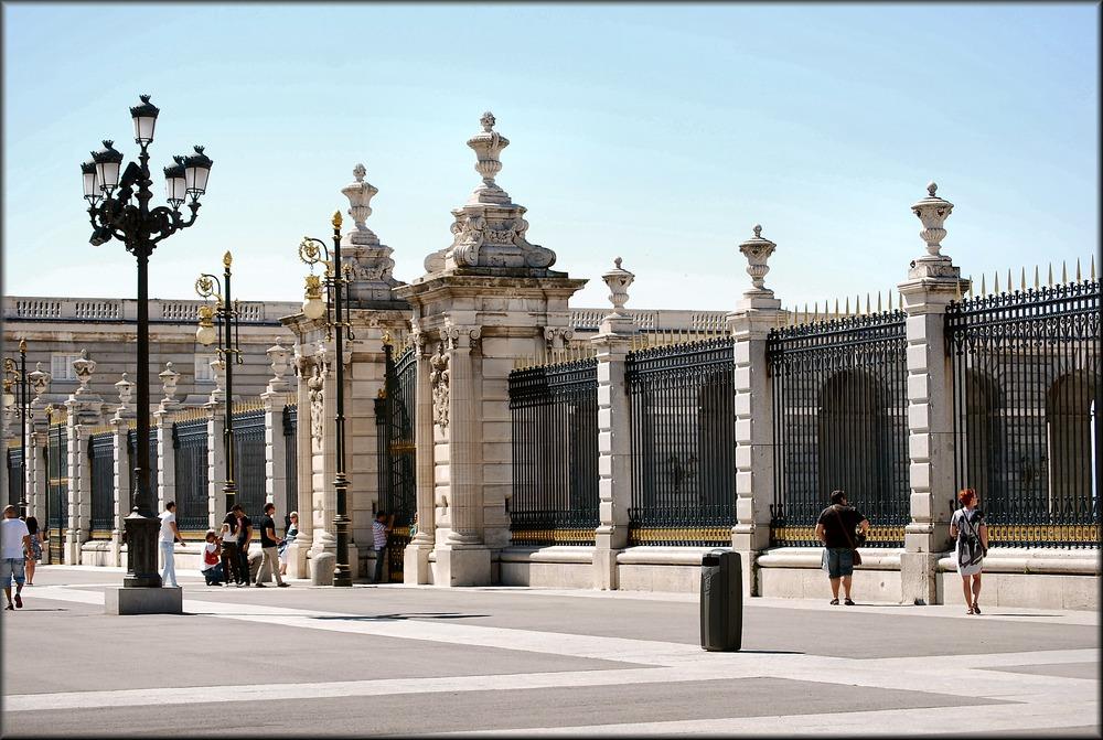 Regia di Madrid