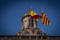 Regierungsgebäude - Barcelona