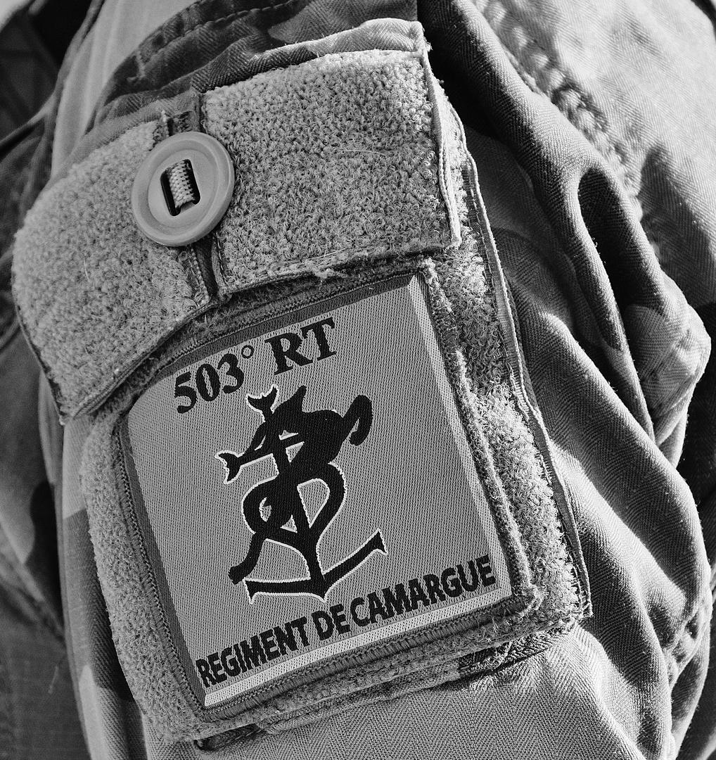 Régiment de Camargue !