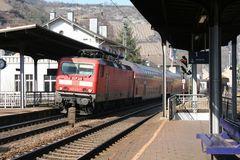 Regionalbahn nach Mainz