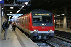 Regionalbahn nach Wiesbaden