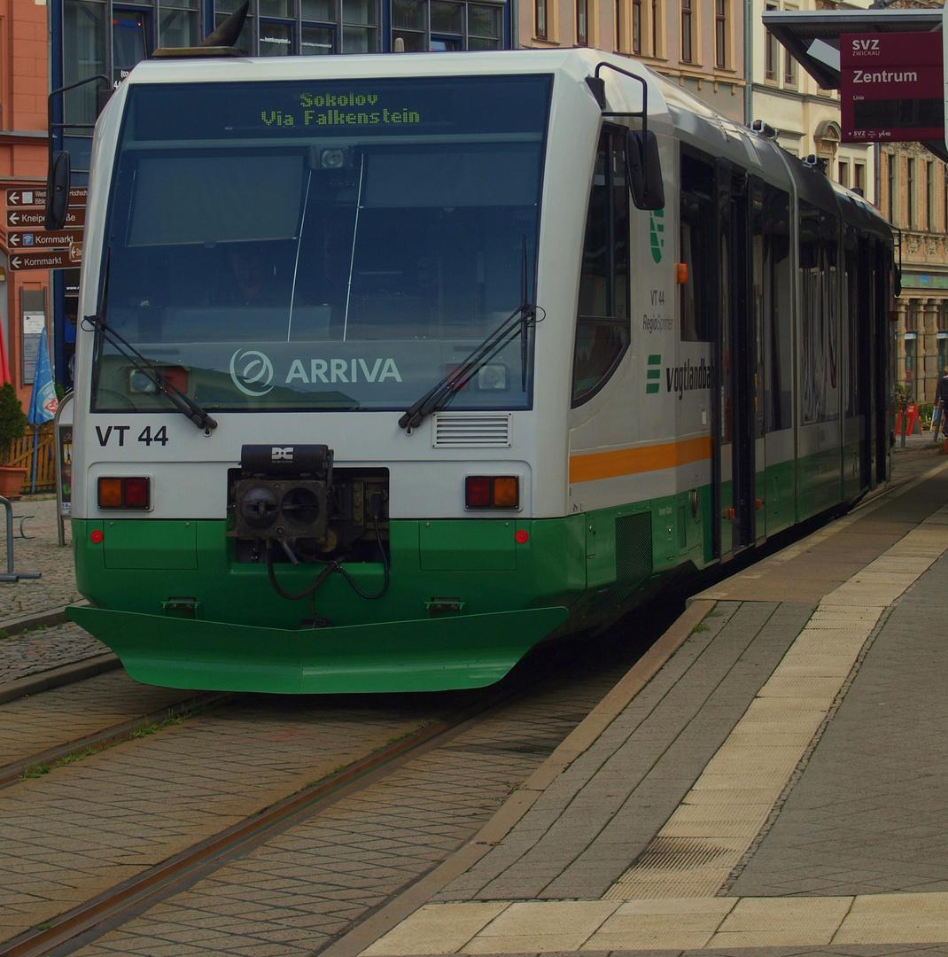 Regiosprinter-Vogtlandbahn Foto & Bild   eisenbahn