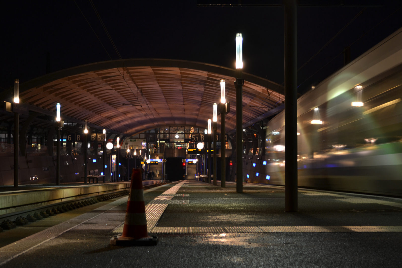 RegioTram Station Kassel Hauptbahnhof