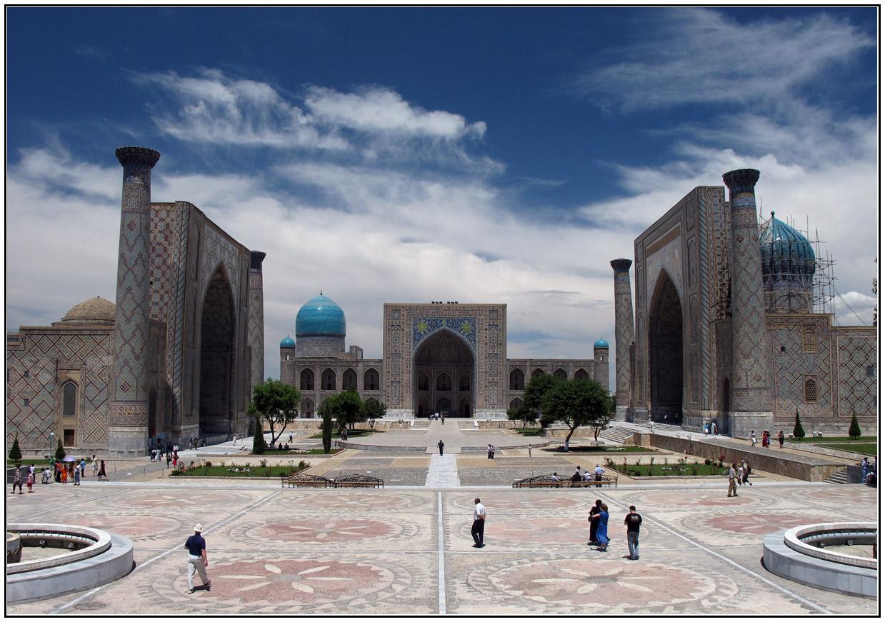 Registan - Samarkand - Uzbekistan