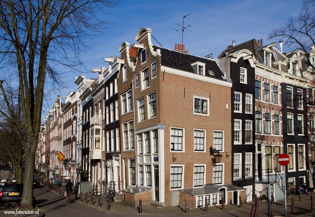 Reguliersgracht Amsterdam www.fotovictoir.nl