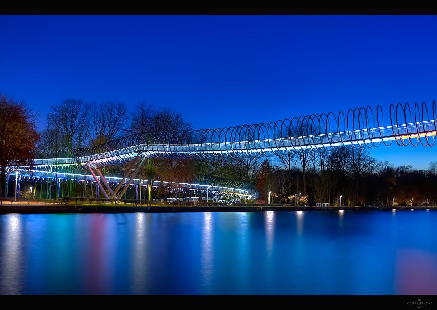 Rehberger Brücke Oberhausen