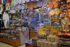 Reiche Auswahl im Grand Bazaar