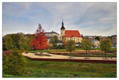 Reichenbach im Herbstkleid