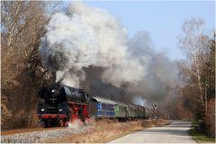 Reichsbahndampf in Oberbayern - Teil 2