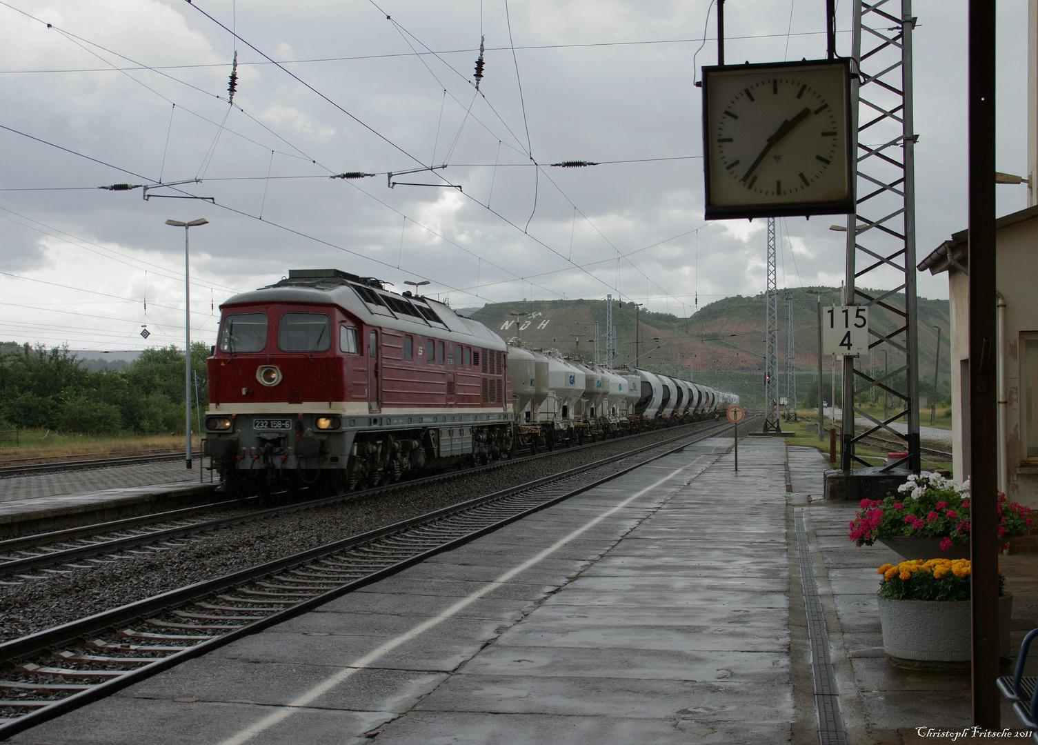 Reichsbahnflair