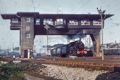 Reichsbahnzeit in Erfurt