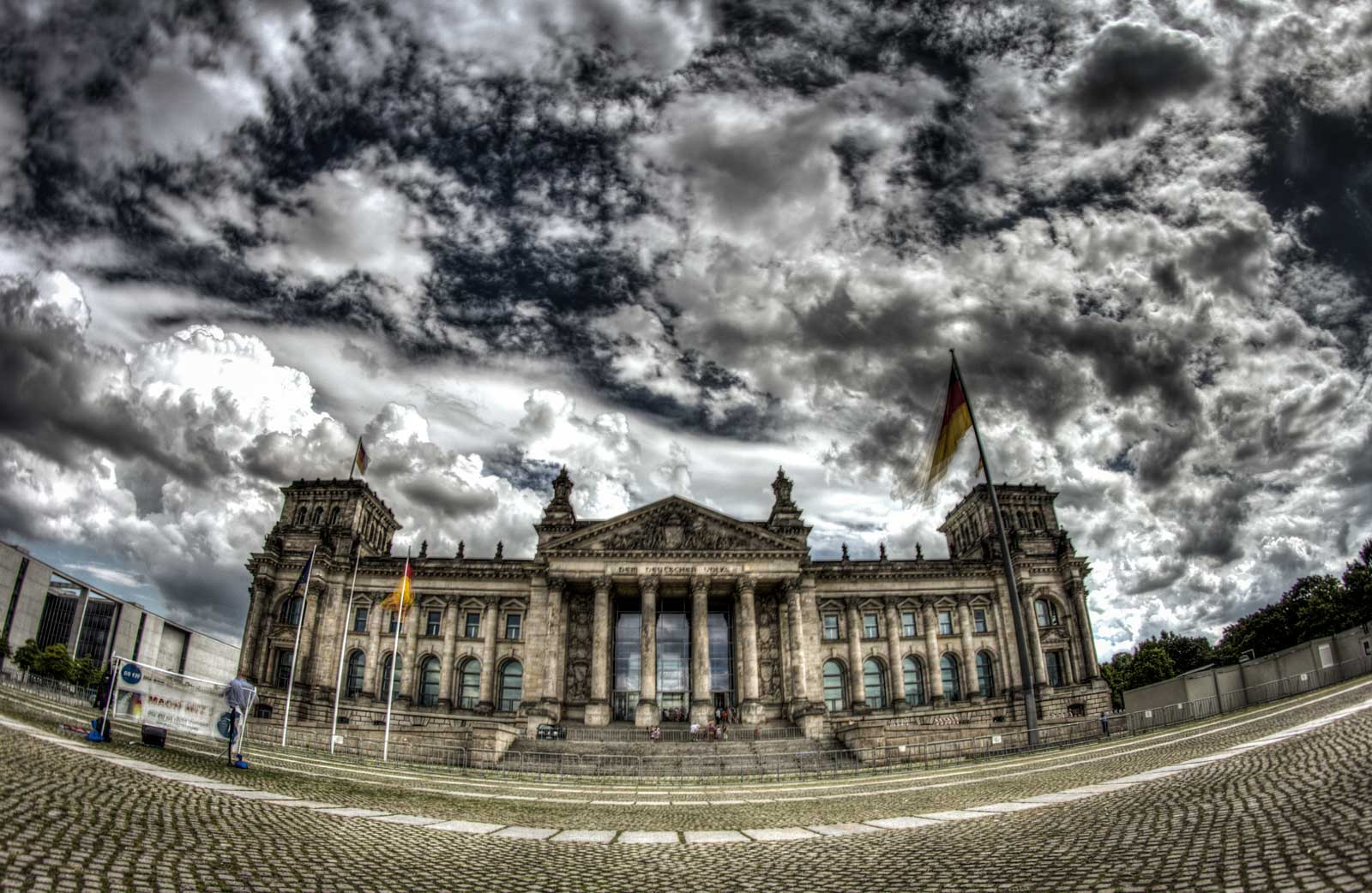Reichstag 2014 HDR