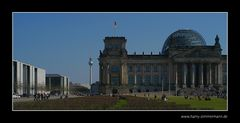 Reichstag + Alex