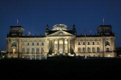 Reichstag bei Nacht (Reloaded)