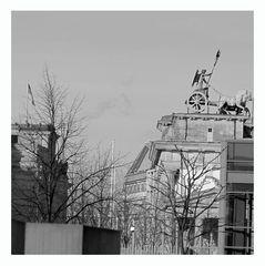 Reichstag, Brandenburger Tor & Holocaust Denkmal - BERLIN