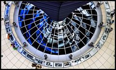 Reichstag innen