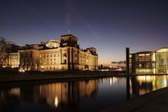 Reichstag ./. Paul Löbe Haus