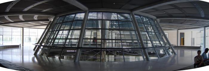 Reichstag von Innen