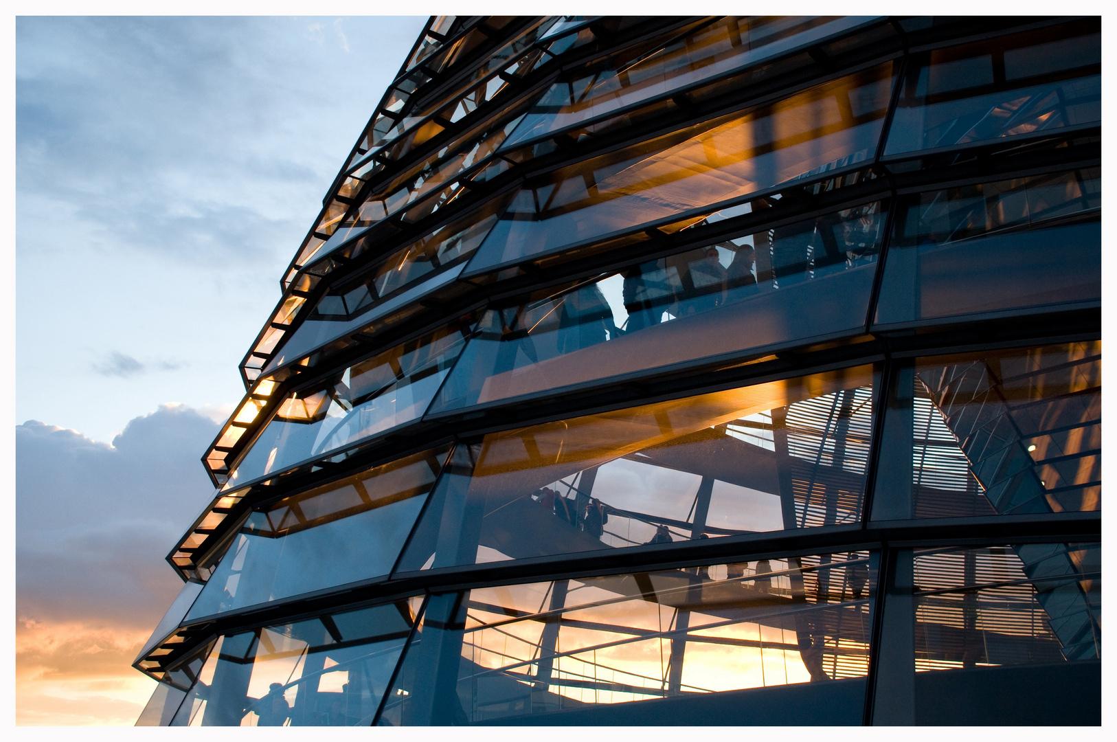 Reichstag's Glaskuppel