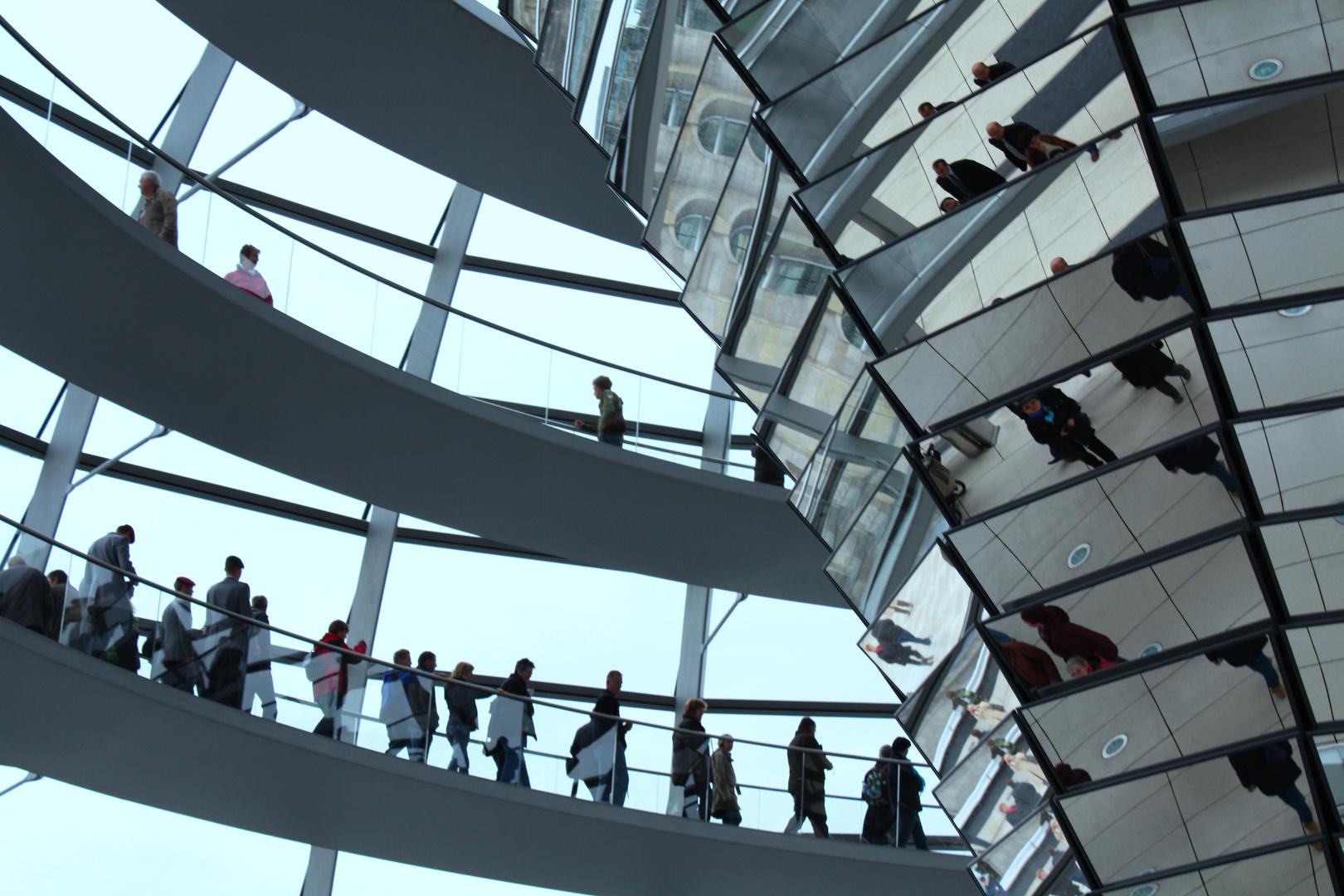 Reichstagskuppel # BERLIN