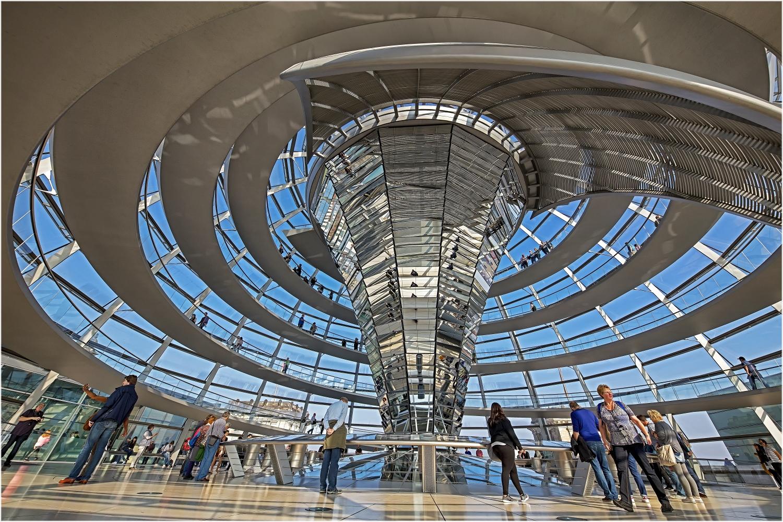 Reichstagskuppel Foto & Bild | world, berlin, architektur ...  Reichstagskuppe...