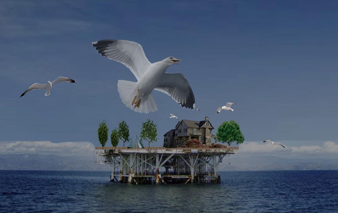 Reif für die Insel.............