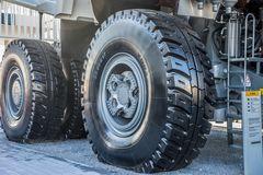 Reifen in Übergröße
