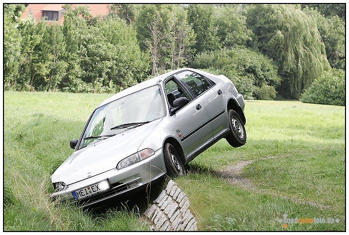 Reifenwechsel ohne Wagenheber, oder ...