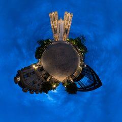 Reims Kathedralenkugel