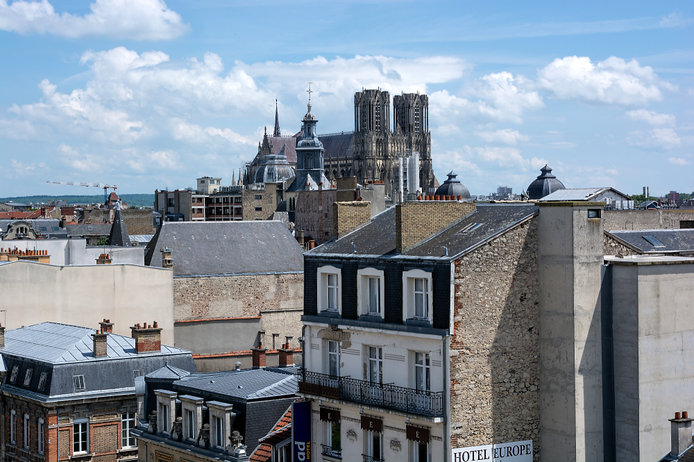 Reims View